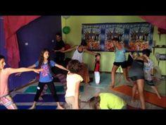 The Yoga Slide - YouTube