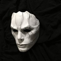 inspired Terrifier all hallows eve art the clown mask cosplay movie horror Character Inspiration, Character Art, Character Design, Creepy Masks, Masks Art, Resin Casting, Horror Art, Halloween Masks, Mask Design