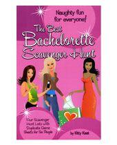 The Best Bachelorette Scavenger Hunt