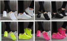 Nuevas zapatillas para mujer Correr Caminar Deportes Moda Zapatos