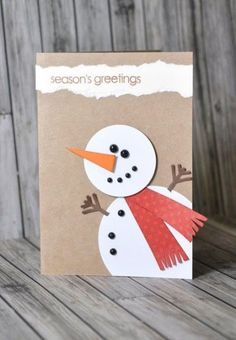 Crafting ideas from Sizzix UK: Do you want to build a snowman? Crafting ideas from Sizzix UK: Do you want to build a snowman? Homemade Christmas Cards, Christmas Cards To Make, Christmas Crafts For Kids, Xmas Crafts, Christmas Tag, Handmade Christmas, Homemade Cards, Holiday Cards, Christmas Vacation
