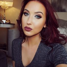 Jaclyn Hill makeup. I am overly obsessed with her and her videos! This one pictured is probably my favorite look!