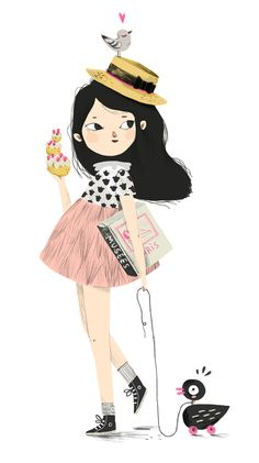 Illustration - Lucille Michieli