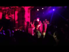 """The Postal Service - 8/4/2013 - """"Such Great Heights"""" - Last Song Played Live Ever"""