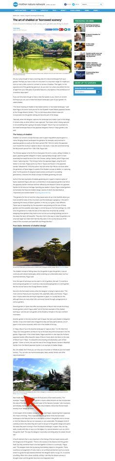 mother nature network - The art of shakkei or 'borrowed scenery' Mother Nature, Scenery, Creative, Art, Art Background, Landscape, Kunst, Performing Arts, Paisajes