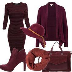 Outfit Colori scuri