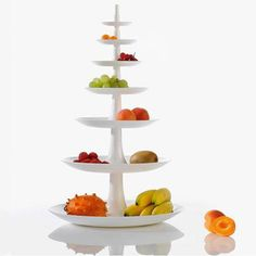 One Good Find: A seven-tiered tray that can be adjusted for any treat, without taking up too much surface space!