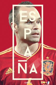 FIFA World Cup 2014 by Ricardo Mondragon, via Behance // still confident of your chances to win! Selección Española!