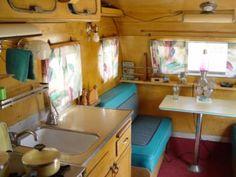 Vintage campers.