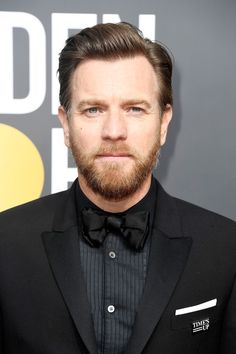 Ewan McGregor Photos - Actor Ewan McGregor attends The 75th Annual Golden Globe Awards at The Beverly Hilton Hotel on January 7, 2018 in Beverly Hills, California. - 75th Annual Golden Globe Awards - Arrivals