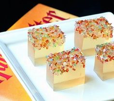 Alcoholic BUTTERBEER Jello Pops Are The Treat All Muggles Deserve