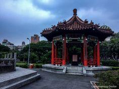 UNCOVERING TAIWAN, THE HEART OF ASIA: DAY 1 – lakwatserongdoctor Taiwan, Gazebo, Asia, Outdoor Structures, Day, Heart, Kiosk, Pavilion, Cabana