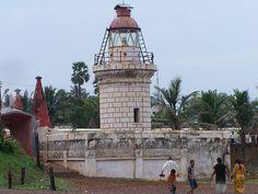 Lighthouses of India: West Bengal, Orissa, and Andhra Pradesh