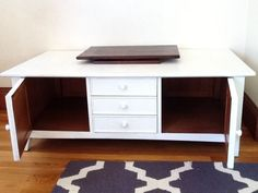 Boston: Coffee Table/TV Stand $50 - http://furnishlyst.com/listings/1202553