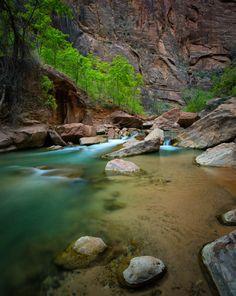 breathtakingdestinations:  Zion National Park - Utah - USA (byCEBImagery)