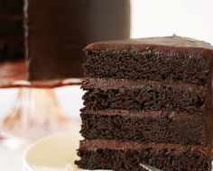 American Mud Cake recipe. Instead of espresso powder I would use Pero.