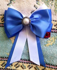 Little Town Belle Inspired Bow on Etsy, $7.75