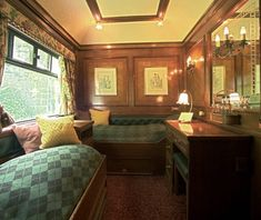 Royal Scotsman, Great Britain - World's Fanciest Sleeper Cars | Travel + Leisure