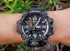"Casio G-Shock GWG 1000-1A3 Mudmaster Watch Review - by Zach Pina - Head over to: aBlogtoWatch.com ""'Beauty belongs to the sphere of the simple, the ordinary, whilst ugliness is something extraordinary, and there is no question that every ardent imagination prefers in lubricity, the extraordinary to the commonplace.' It's been 250 years since French philosopher Marquis de Sade wrote those words, but things..."""