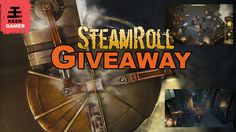 I've entered a giveaway to win Steamroll Wish me luck! :-)
