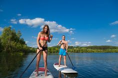 4 of the Best Places to Go Paddle Boarding in North Myrtle Beach | Seaside Vacations | Myrtle Beach, SC