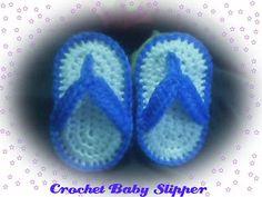 Everything`s Crochet: Crochet Baby Slipper Pattern, baby boy sandals, crochet, free pattern
