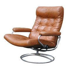 what our vintage stressless recliner is supposed to look like