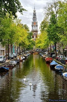In Amsterdam, The Netherlands.