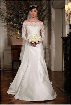 Traditional jewish wedding dresses