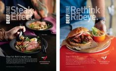 Beeflexible Recipes | Client: NCBA