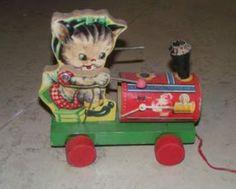 ANOS DOURADOS: IMAGENS & FATOS: IMAGENS - Brinquedos dos anos 50 Brinquedinhos (até bem simples) dos anos 50 que, em grande parte, vinham de fora (como hoje, só que não da China, é claro!).