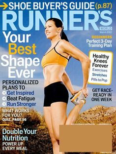 Multi-Year Magazine Sale: Runner's World magazine at up to 90% Off or $0.44/issue. Click on image for more details.
