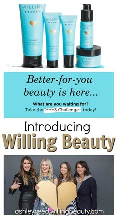 Willing Beauty skin