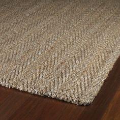 Napa Natural Herringbone Handmade Jute Rug (8'0 x 10'0) - Overstock™ Shopping - Great Deals on 7x9 - 10x14 Rugs