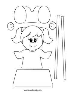 Altalene con bambini da attaccare sulla parete dell'aula il primo giorno di scuola. ADDOBBI AULA SCUOLA Altalene con bambini Materiale: cartoncini colorati