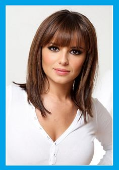 81 Best Frisuren Mittellang Images Medium Length Hairs Haircuts