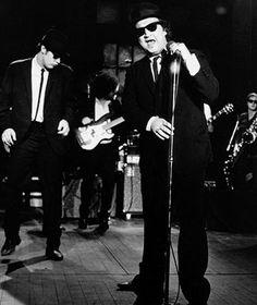 Dan Aykroyd, John Belushi, ... | THE BLUES BROTHERS. I saw these guys in concert 1976. Incredible!
