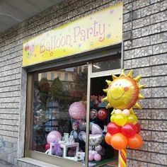 BalloonPartyTo