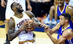 Golden State Warriors defeat Cleveland Cavaliers: NBA finals Game 4 – as it happened