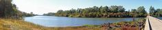 Panorama, Stiched 5 Photos together of Vaal river