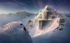 The Lord of The Rings: War In The  North concept art https://www.artstation.com/p/E2xy4 Ilya Nazarov Senior Concept Artist, Bethesda Game Studios -- Share via Artstation Android App, Artstation © 2016