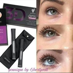 Younique's mission is to uplift, empower, validate, and ultimately build self-esteem in women around the world through high-quality products that encourage both inner and outer beauty. Mascara 3d, Make Up, Lipstick, Beauty, Makeup Younique, Women, Images, Ideas, Lashes