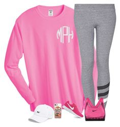 """""""Everything is Better in Pink"""" by sweet-n-southern ❤ liked on Polyvore featuring Sundry, Vineyard Vines, Casetify and NIKE"""