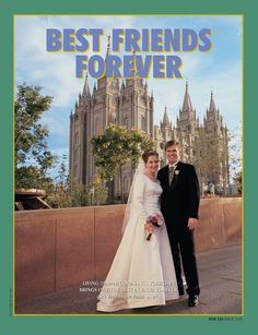Temple Marriage--Mormon ad..ahhh I love this so much ;)