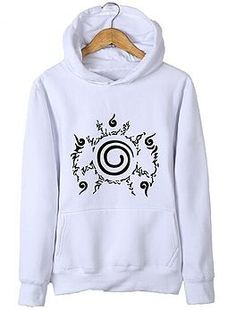 Anime Naruto Naruto Seal Hoody Sweater Jacket