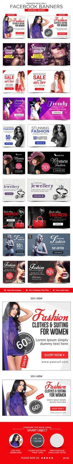 facebook banners 10 designs sale poster facebook banner sale banner