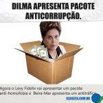 Decretão anticorrupção de Dilma faz judiciário e Ministério Público se curvarem a acordos na CGU