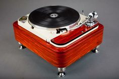 I would die for it: Thorens  TD124
