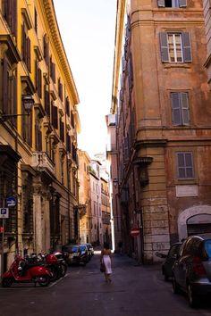 Rome / photo by Lívia Wu