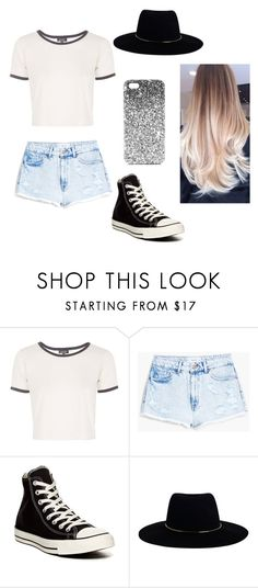 """Untitled #35"" by shannbb ❤ liked on Polyvore featuring moda, Topshop, MANGO, Converse, Zimmermann, women's clothing, women's fashion, women, female i woman"